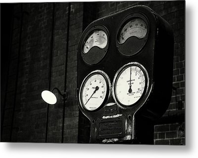 Metal Print featuring the photograph No Pressure by Tim Nichols