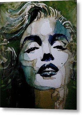 No10 Larger Marilyn  Metal Print