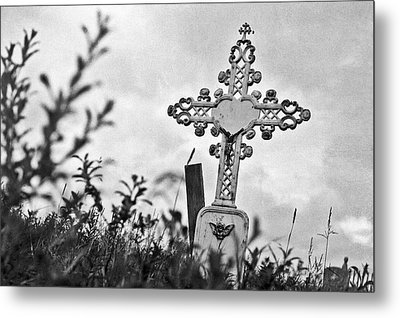 Nome Metal Print by Laurie Stewart