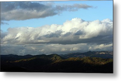Metal Print featuring the photograph Norcal Wilds by Holly Ethan