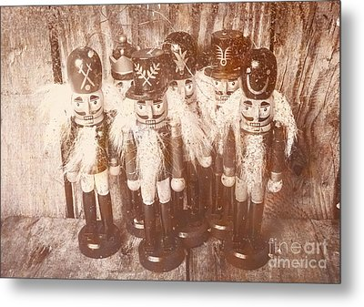 Nostalgic Childhood Mementos Metal Print by Jorgo Photography - Wall Art Gallery