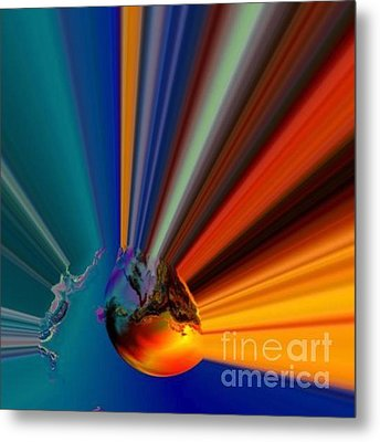 Oceans Bliss Metal Print