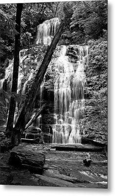 Oconee Station Falls IIi Metal Print