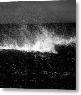 Offshore Metal Print by Dave Bowman