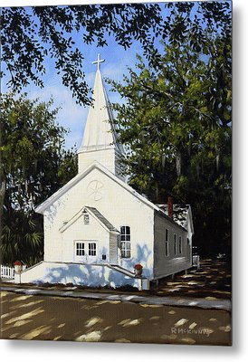 Old St. Andrew Church Metal Print