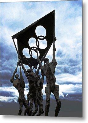 Olympic Metal Print