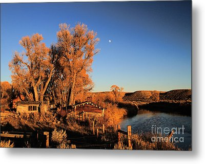 Metal Print featuring the photograph Once Upon A Time by Edward R Wisell