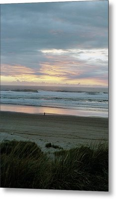 Oregon Coast 1 Metal Print
