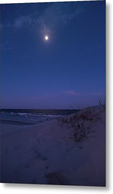 Our Beach Metal Print by Betsy Knapp