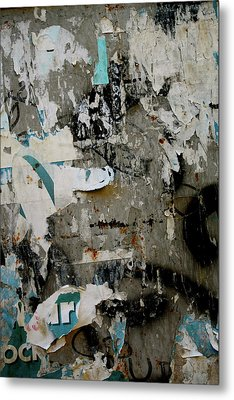 Outcast Metal Print by Jason Wolters