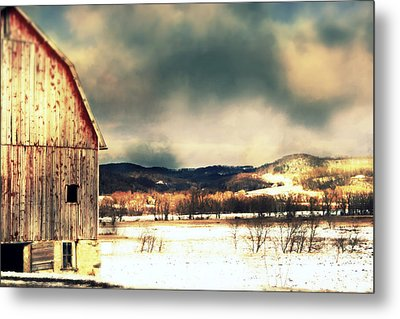 Metal Print featuring the photograph Over Yonder by Julie Hamilton
