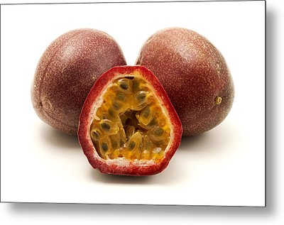 Passion Fruits Metal Print by Fabrizio Troiani