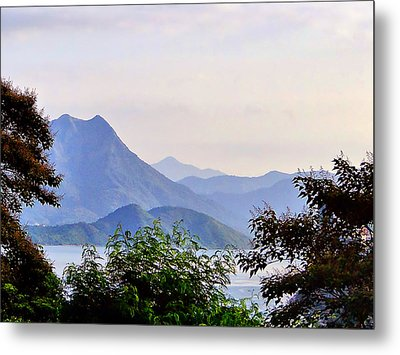 Metal Print featuring the photograph Pastel Glow by Blair Wainman