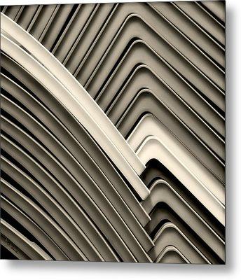 Metal Print featuring the photograph Pattern by Joe Bonita