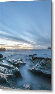 Metal Print featuring the photograph Peaceful Ocean by Cliff Wassmann