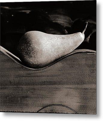 Pear #4745 Metal Print
