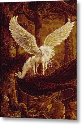 Pegasus Metal Print by Steve Roberts