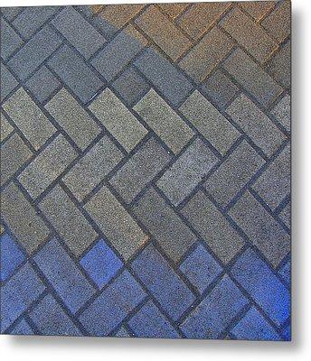 Perfect Tiling Metal Print