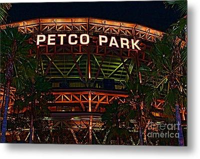 Petco Park Metal Print by RJ Aguilar