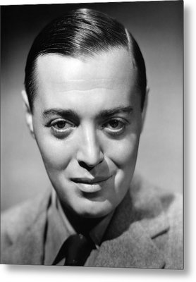 Peter Lorre, 1938 Metal Print by Everett