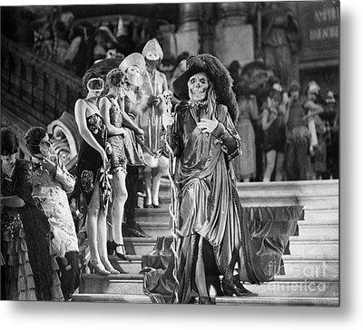 Phantom Of The Opera, 1925 Metal Print