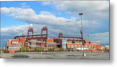 Philadelphia Baseball - Citizens Bank Park Metal Print by Bill Cannon