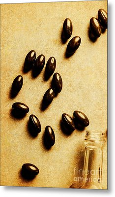 Pills And Spills Metal Print by Jorgo Photography - Wall Art Gallery