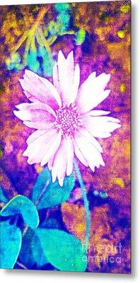 Pink Bloom Metal Print