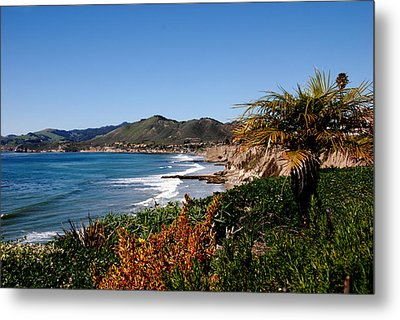 Pismo Beach California Metal Print by Susanne Van Hulst