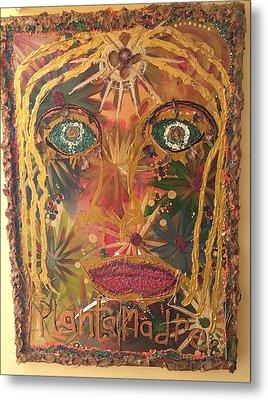 Planta Madre Metal Print by Ross Heaven