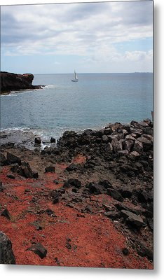 Playa Blanca - Lanzarote Metal Print by Cambion Art
