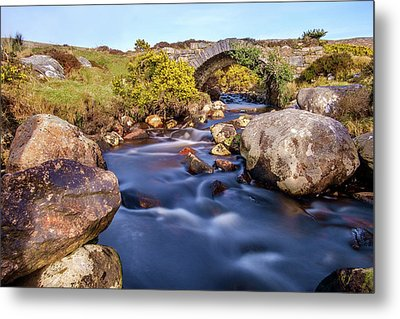 Poisoned Glen Bridge Metal Print