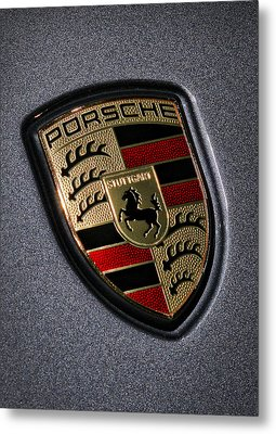 Porsche Metal Print by Gordon Dean II