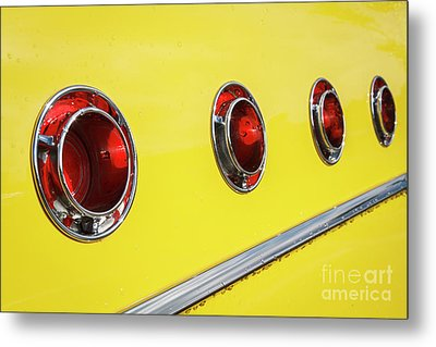 Metal Print featuring the photograph Portholes by Dennis Hedberg
