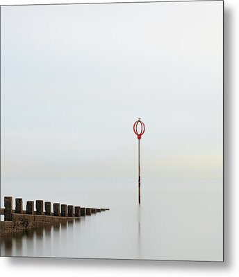 Metal Print featuring the photograph Portobello by Grant Glendinning