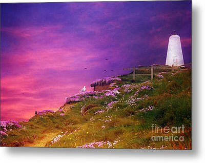 Portreath Metal Print