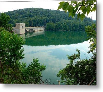 Prettyboy Reservoir Dam Metal Print by Mark Dodd