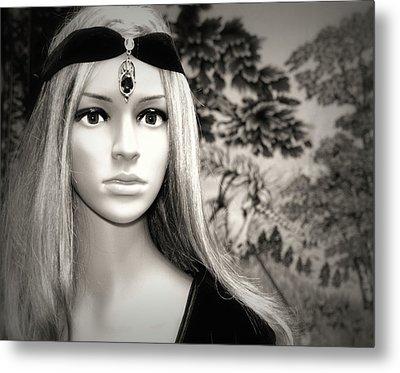 Princess Metal Print by Cindy Nunn
