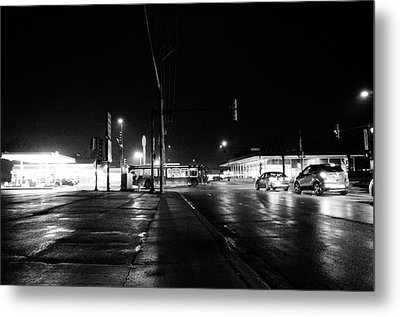 Public Transportation Metal Print by Jeanette O'Toole