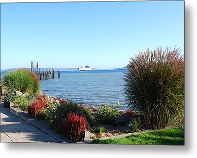Metal Print featuring the photograph Puget Sound by Sergey and Svetlana Nassyrov