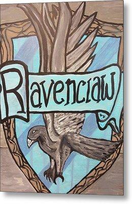 Ravenclaw Metal Print by Jonathon Hansen