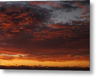 Reach For The Sky 12 Metal Print by Mike McGlothlen