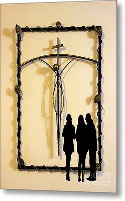 Remembrance Metal Print by Al Bourassa