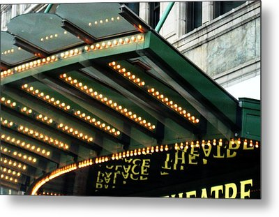 Repeat Performance Metal Print by Toni Jackson