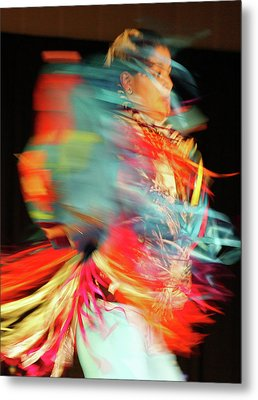Rhythm Of Dance Metal Print