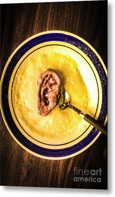 Rich And Creamy, Just The Way I Like It Metal Print by Jorgo Photography - Wall Art Gallery