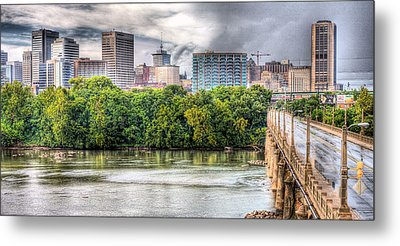 Road To Richmond Metal Print by JC Findley