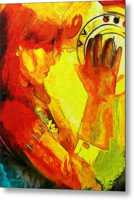 Rogue One Anthology - Da Metal Print by Leonardo Digenio