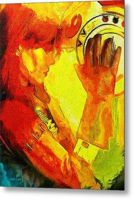 Rogue One Anthology - Pa Metal Print by Leonardo Digenio