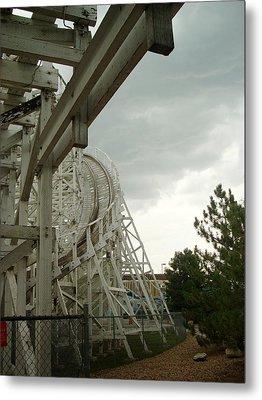 Roller Coaster 5 Metal Print